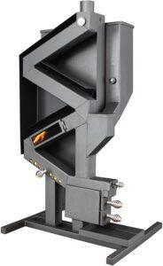 Wiseway Non-Electric Pellet Stove