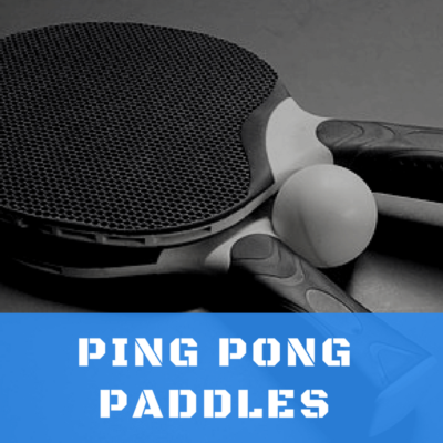 Best ping pong paddles review 2018