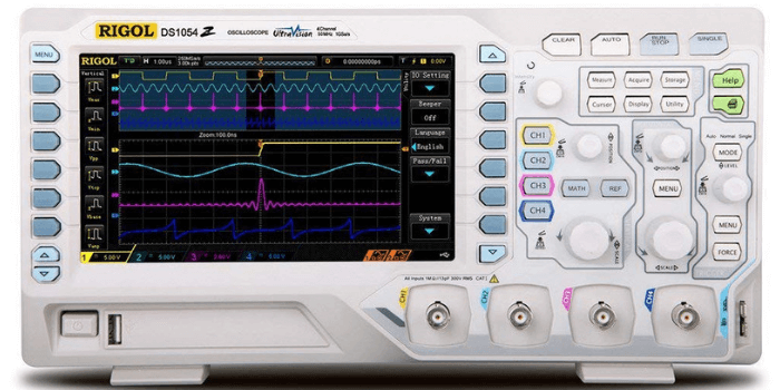 How to Use Oscilloscope to Measure Voltage