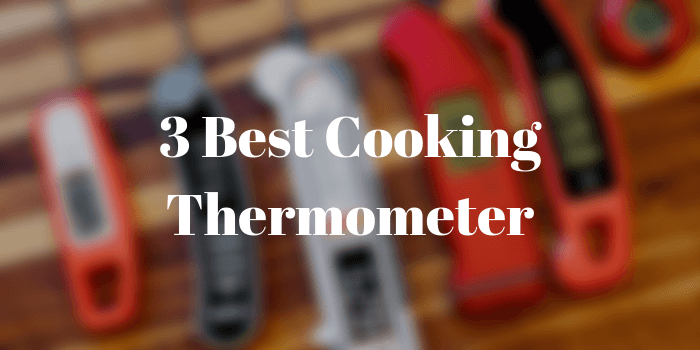 Best Cooking Thermometers 2019